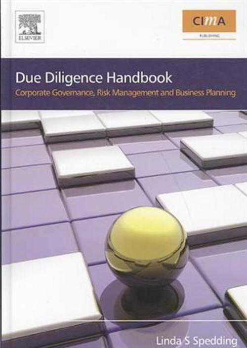 Product picture Due Diligence Handbook