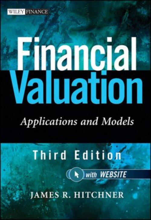 Product picture Financial Valuation Application and Model, Third edition