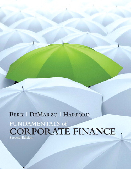 Product picture Fundamental of Corporate Finance