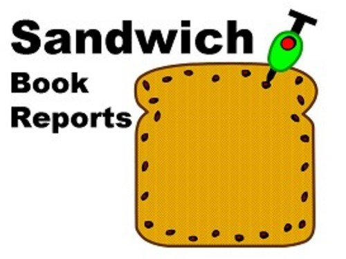Product picture Sandwich Book Report Set