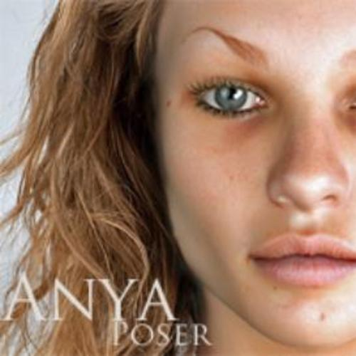 Product picture Anya for Poser