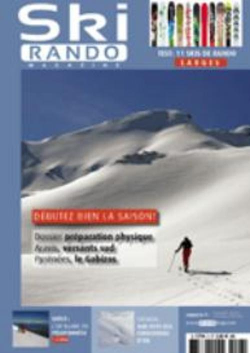 Product picture Ski Rando Magazine numero 9