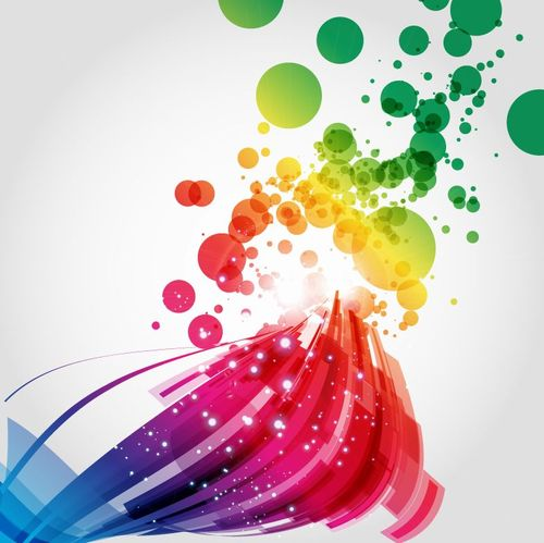 Product picture abstract vector backgrounds 2